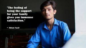 Meet with Adnan Nazir: A freelancer success story