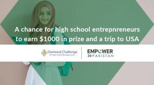 Empower Pakistan brings Diamond Challenge in Pakistan