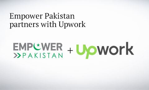 Empower Pakistan Partners with Upwork
